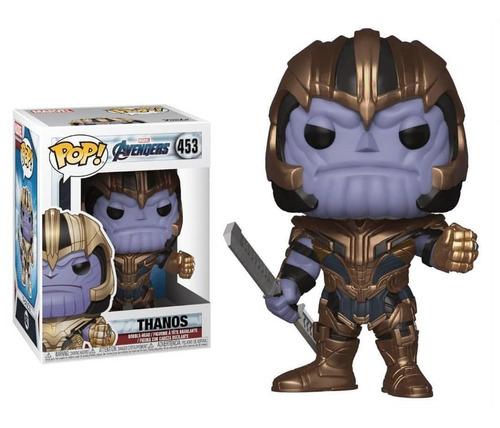 Funko Pop! Thanos Armadura # 453 * Local Caba
