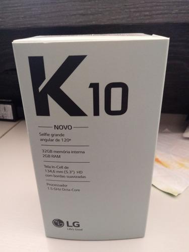 Celular LG K10
