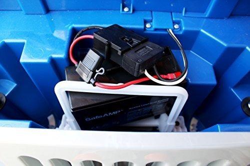 Batería De Repuesto Para Baterías De 12 Voltios De Ruedas El