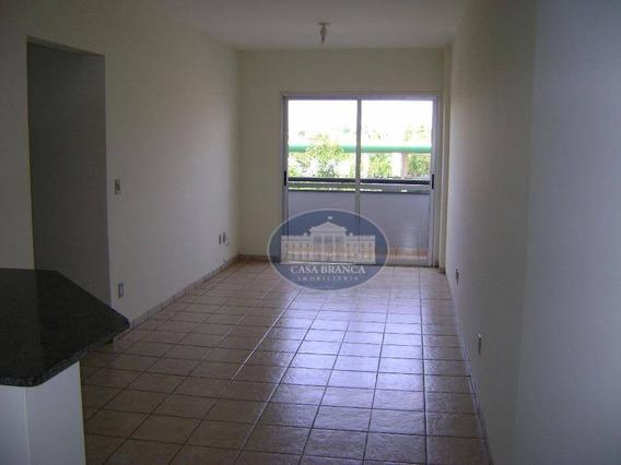 Apartamento Residencial Para Locação, Jardim Sumaré, Araçatuba. - Ap0402