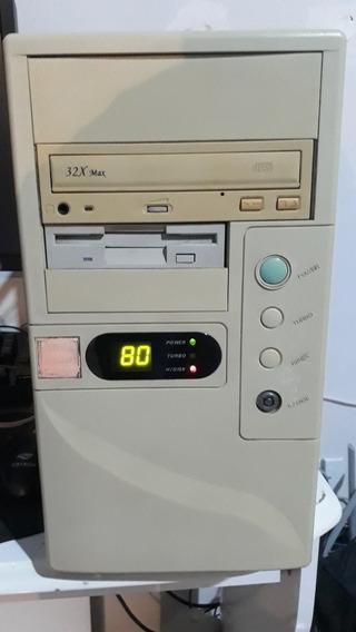 Cpu Antiga Pentium 2 266 Com Windows 98 Funciona