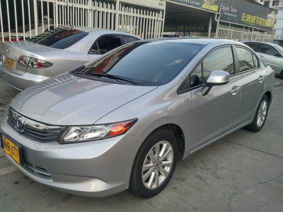 Honda Civic Lx Automatico 2012