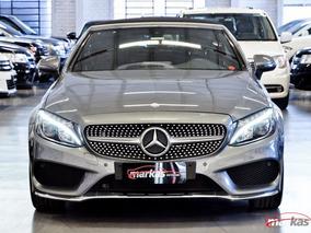 Mercedes C300 2.0 Cabriol 245hp 17 Mil Km Nova Modelo 2017