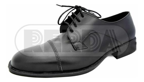 Zapato De Vestir Uniforme Policía En Cuotas