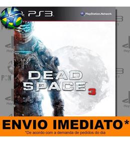 Jogo Dead Space 3 Ps3 - Midia Digital Psn