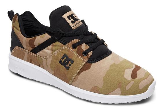 Zapatilla Heathrow Se Beige Dc Shoes