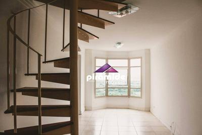 Cobertura Com 3 Dormitórios À Venda, 152 M² Por R$ 525.000 - Jardim Das Indústrias - São José Dos Campos/sp - Co0119