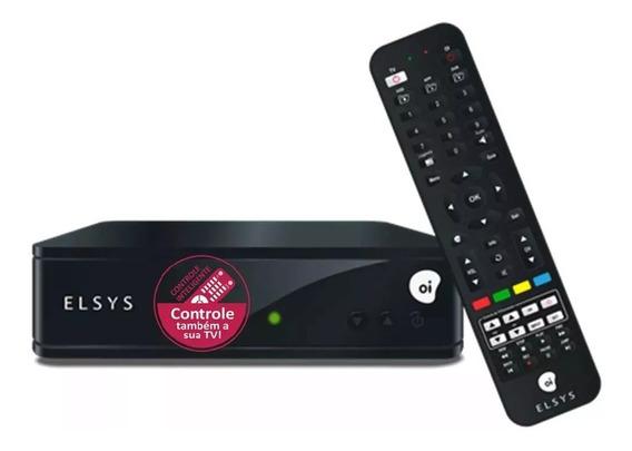 Receptor Digital Oi Tv Livre Hd Etrs37 Promoção