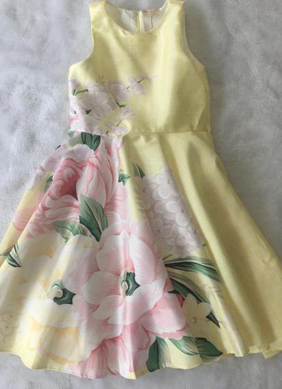 10.13.31200 Vestido Estampado Floral Petit Cherie