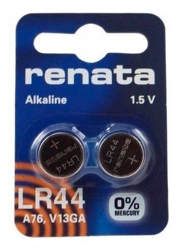 Bateria Alcalina Lr44 Ag13 Original / Caixa Com 100 Unidades