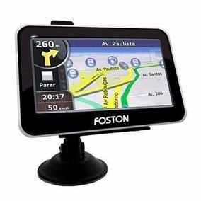 Gps 3d Para Carro,foston Fs-3d463dt,touchscreen,4gb,usb 2.0
