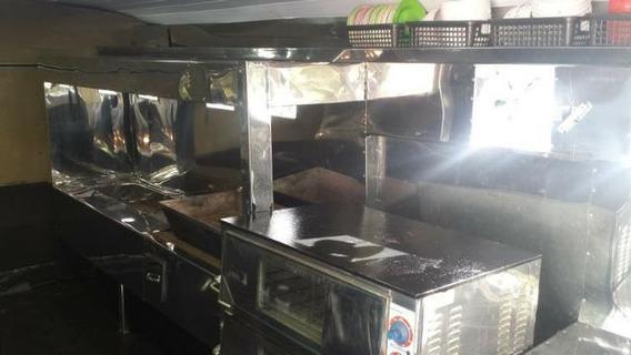 Ônibus Food Truck