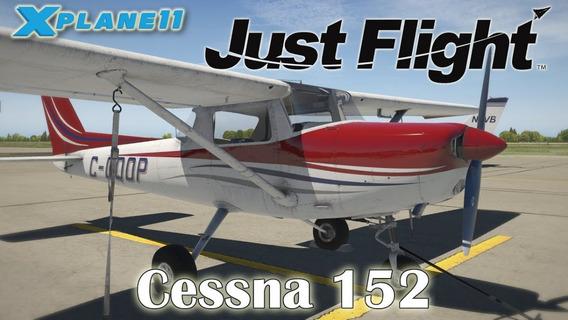 Xplane 11 Cessna 152 Justflight V1.0