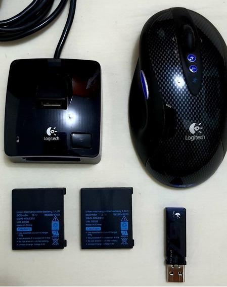 Logitech Mouse Laser Gamer G7 Modelo M-rbh113