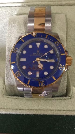 Relógio Rolex Submariner Automático A Prova D