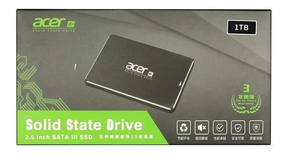 Hd Ssd Acer 1tb Original Notebook 1tb