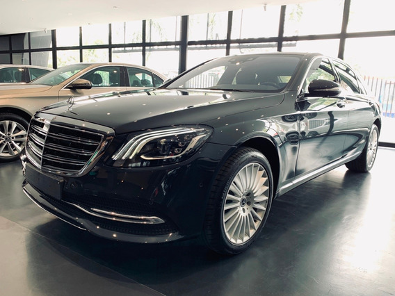 Mercedes Benz Clase S 450 4*2 At Cuero 2020 - 0km