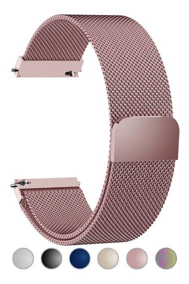 Fullmosa Compatible Gear S3 Bandas, 0.866 In Banda De Reloj