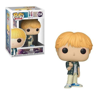 Funko Pop! Rocks 104 Bts Jin. Fun Labs.