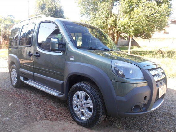 Fiat Doblo Adv. Locker 1.8 Flex