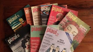 Revista Piauí - 31 Edições - Só Vendo Toda A Coleção!