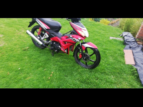 Motocicleta Brio-125