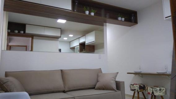 Apartamento Em Itaquera, São Paulo/sp De 37m² 2 Quartos À Venda Por R$ 165.000,00 - Ap243092