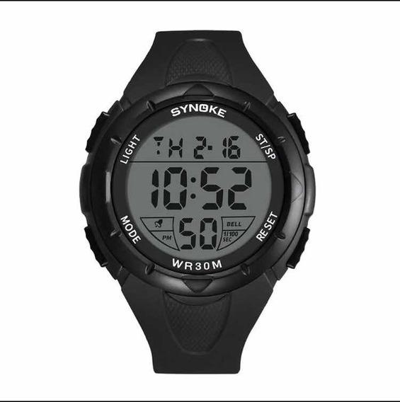 Relógio Digital Multifuncional Synoke