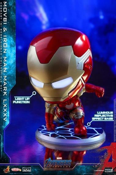 Cosbaby Hot Toys Iron Man Endgame
