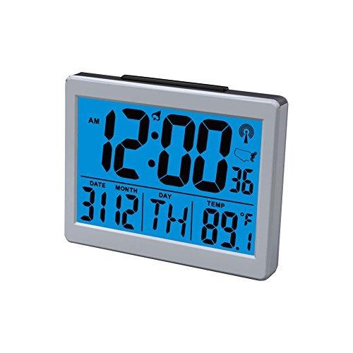 08f530fb627f Reloj Atómico De La Fuente Jumbo Ajuste Automático De La -   119.990 en  Mercado Libre