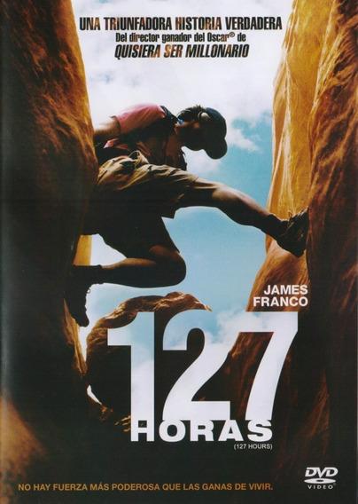 127 Horas James Franco Pelicula Dvd