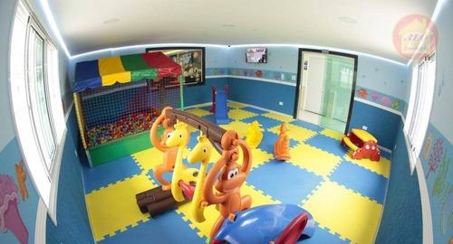 Apartamento À Venda, 78 M² Por R$ 410.000,00 - Caiçara - Praia Grande/sp - Ap5614