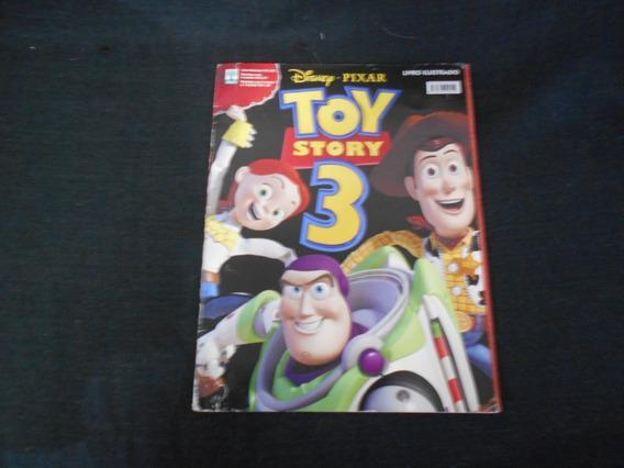 Álbum De Figurinha Toy Story 3