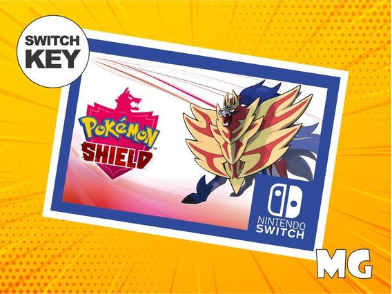 Pokémon Shield - Jogo Nintendo Switch Digital