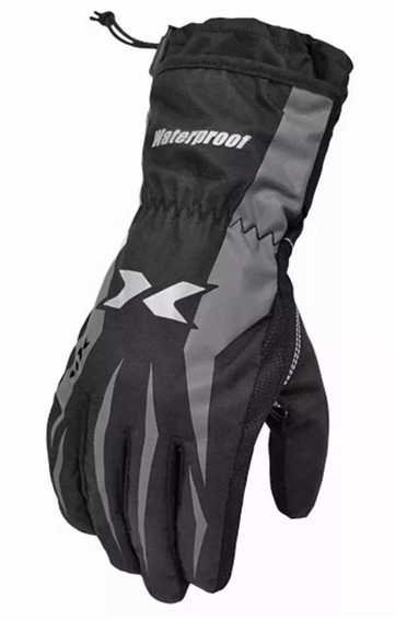 Luva Moto X11 Dry Impermeavel Motociclista Motoqueiro Bike