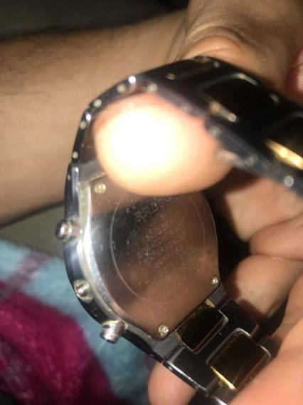 Relógio Suiço Rado Com 8 Pedras De Diamante