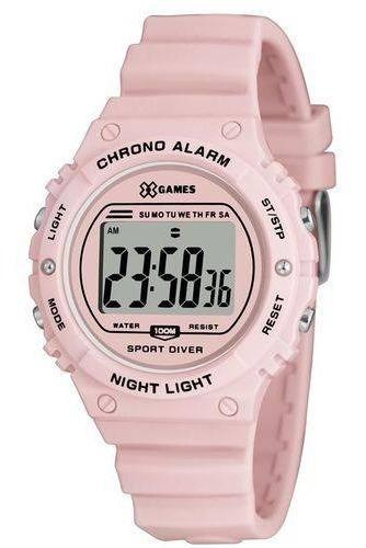 Relógio X-games Feminino Digital Xfppd056 Bxrx