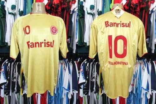 Internacional 2009 Camisa Centenário Tamanho 3g Número # 10.