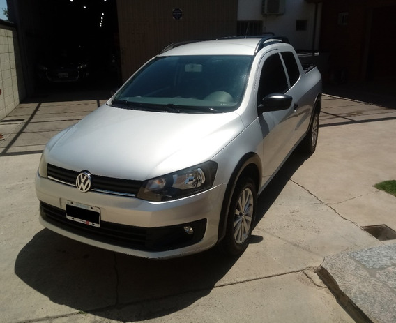 Vw Saveiro C/doble Pack High Mod 2015
