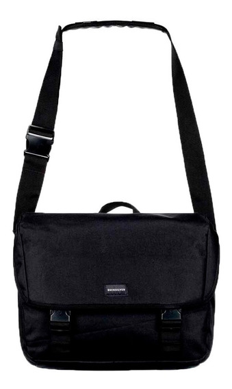 Quiksilver Morral Lifestyle Hombre Carrier Negro