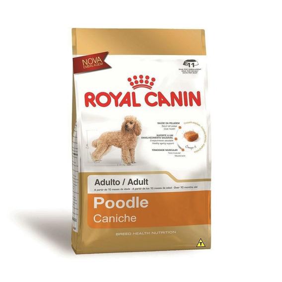 Ração Royal Canin Cães Adultos Poodle 7,5 Kg
