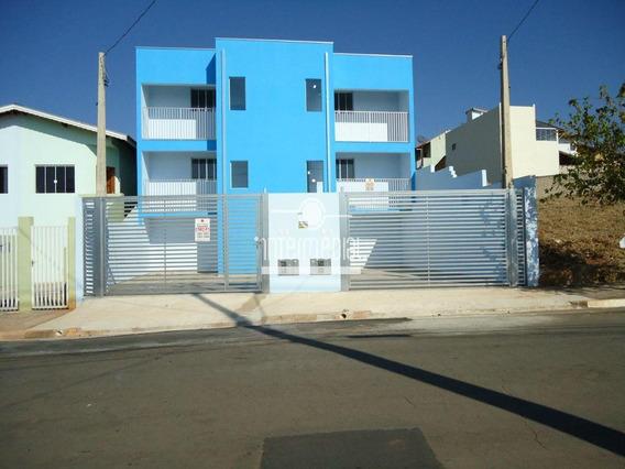 Apartamento Residencial Para Locação, Jardim Das Palmeiras, Boituva. - Ap0059