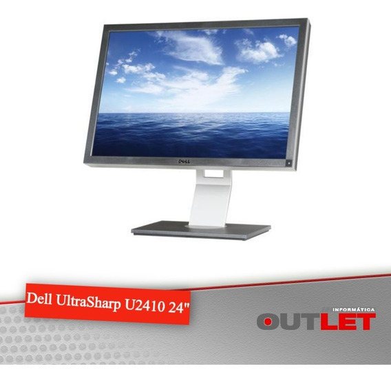 Monitor Dell Ultrasharp U2410 Ips Full Hd 1920 X 1200