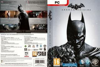 Batman Arkham Origins Pc - Steam Key - Entrega Inmediata