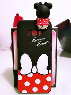 Capa Minnie Para Samsung S8 Plus