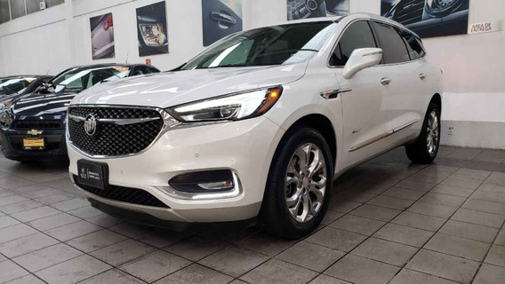 Buick Enclave 2018 3.6 Avenir 4x4 At