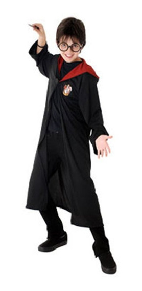 Disfraz Harry Potter Original Incluye Anteojos