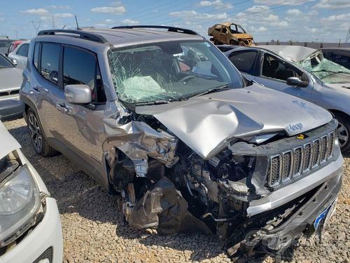 Sucata Jeep Renegade Longitude Flex 2018