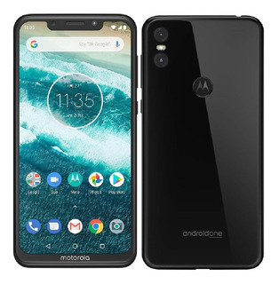 Motorola One 4g 64gb Cam Dual 13mp+2mp Ram4gb Huella + Envio