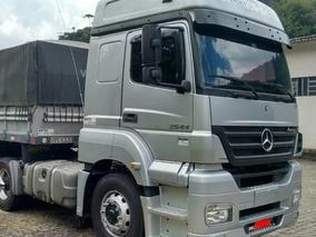 Mercedes-benz Axor Mb 2544 Ano 2011 Com Carreta Graneleiro